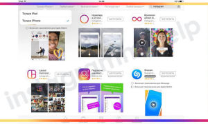 Скачать Инстаграм для планшета: на Андроид и Apple