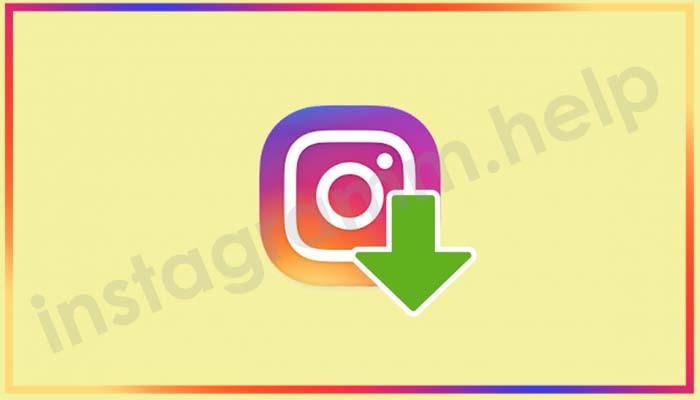 instagram скачать фото