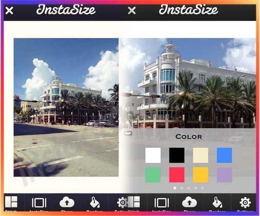 как загрузить фото в инстаграм