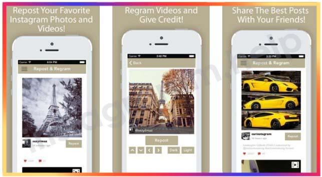 как поделиться историей в инстаграме в свою историю