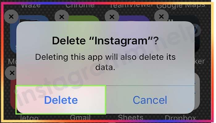 что значит временно заблокировать в инстаграме