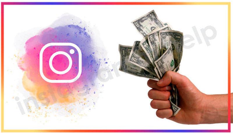hur tjäna pengar på instagram